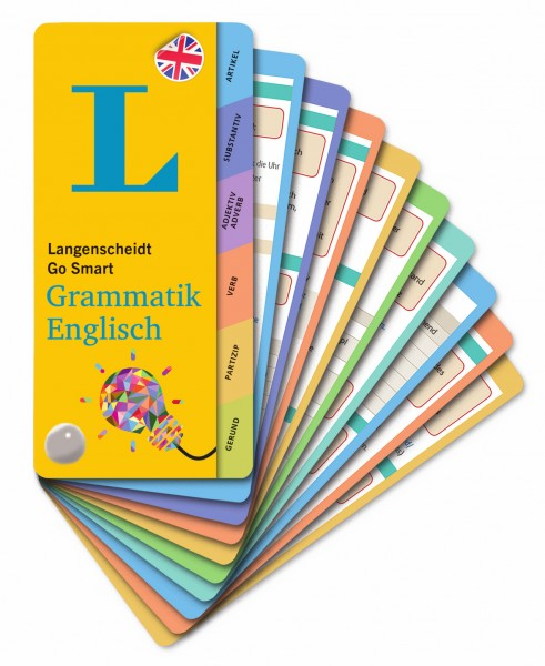 Langenscheidt Go Smart - Grammatik Englisch