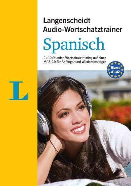 Langenscheidt Audio-Wortschatztrainer Spanisch für Anfänger