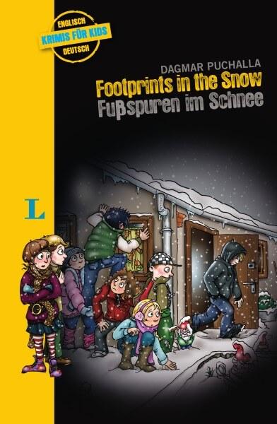 Langenscheidt Krimis für Kids - Footprints in the Snow - Fußspuren im Schnee