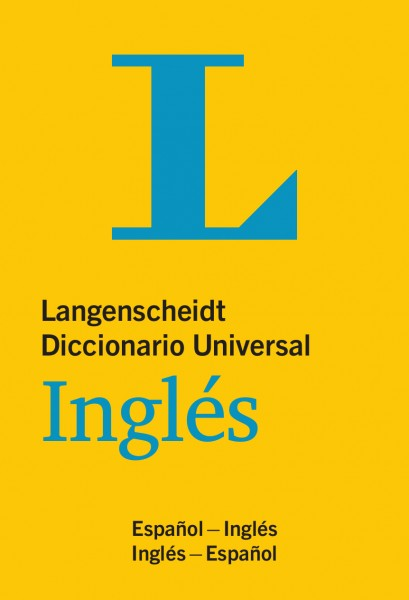Langenscheidt Diccionario Universal Inglés