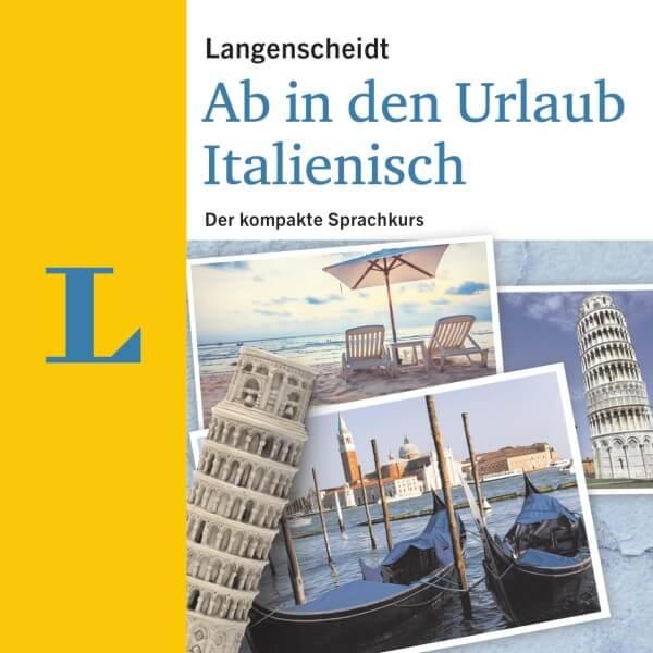 Langenscheidt Ab in den Urlaub – Italienisch