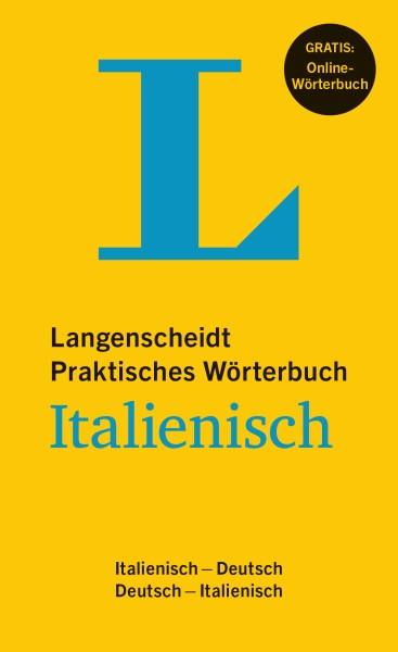 Langenscheidt Praktisches Wörterbuch Italienisch