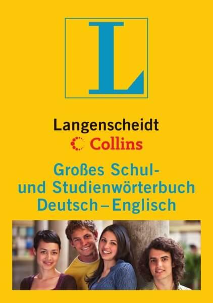 Langenscheidt Collins Großes Schul- und Studienwörterbuch Englisch 2