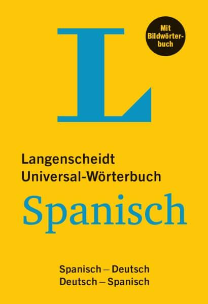 Langenscheidt Universal-Wörterbuch Spanisch
