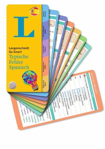 Langenscheidt Go Smart - Typische Fehler Spanisch