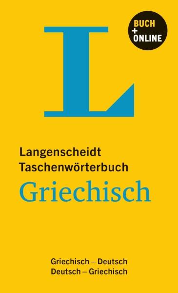 Langenscheidt Taschenwörterbuch Griechisch