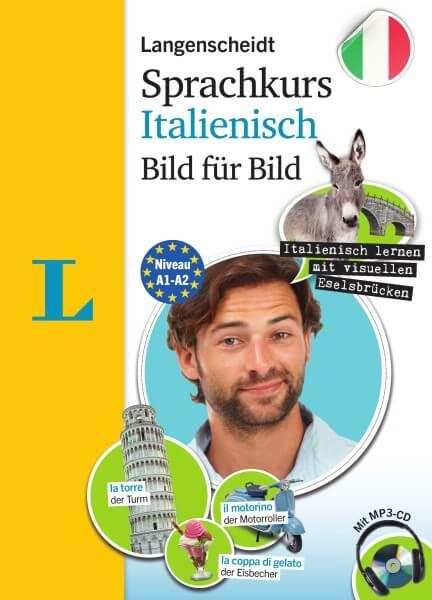 Langenscheidt Sprachkurs Italienisch Bild für Bild