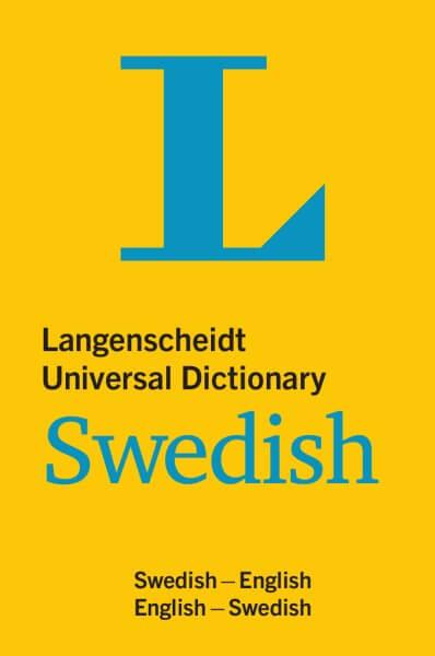 Langenscheidt Universal Dictionary Swedish