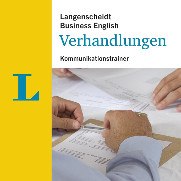 Langenscheidt Business English Verhandlungen Kommunikationstrainer