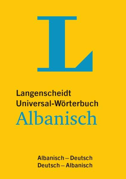 Langenscheidt Universal-Wörterbuch Albanisch