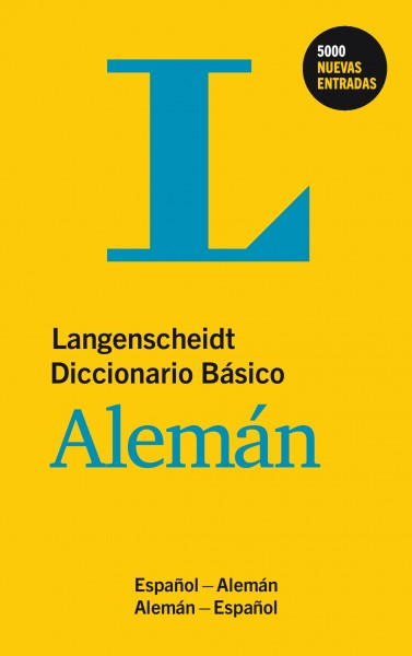 Langenscheidt Diccionario Básico Alemán
