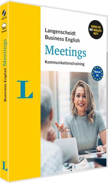 Langenscheidt Business English Meetings