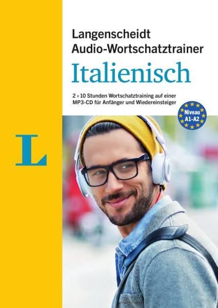 Langenscheidt Audio-Wortschatztrainer Italienisch für Anfänger