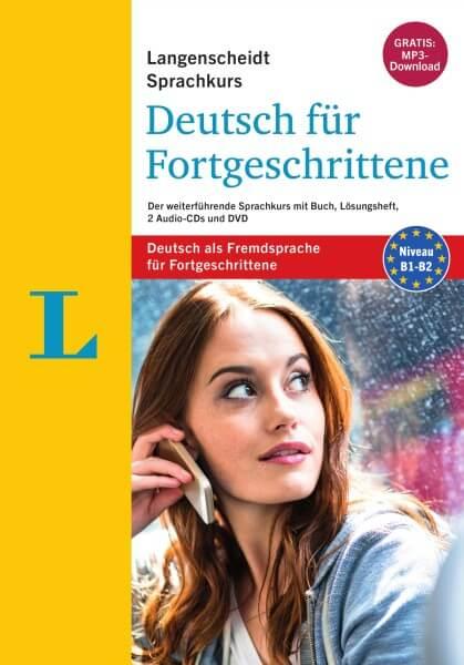 Langenscheidt Sprachkurs Deutsch für Fortgeschrittene