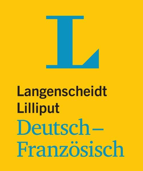 Langenscheidt Lilliput Deutsch-Französisch