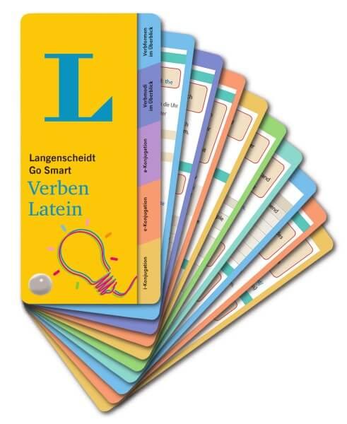 Langenscheidt Go Smart - Verben Latein