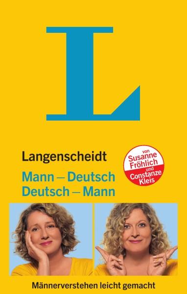 Langenscheidt Deutsch-Mann/Mann-Deutsch