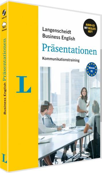 Langenscheidt Business English Präsentationen