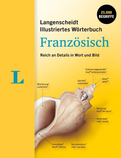 Langenscheidt Illustriertes Wörterbuch Französisch