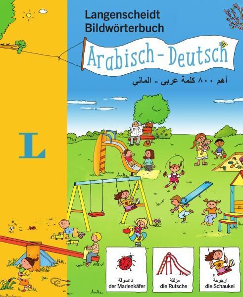 Langenscheidt Bildwörterbuch Arabisch