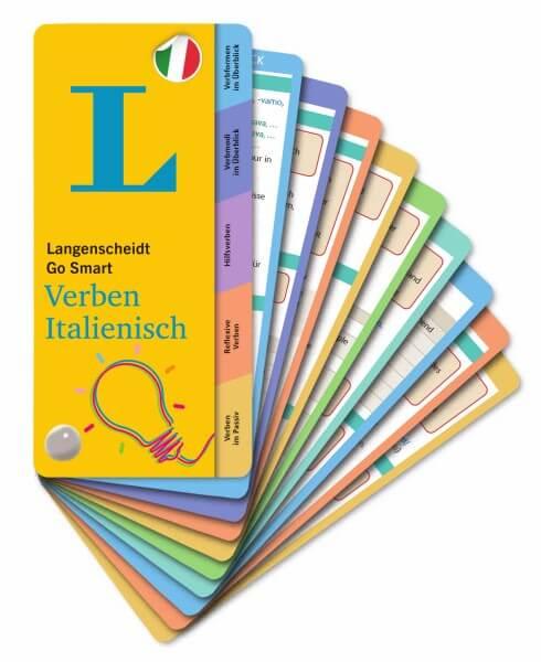 Langenscheidt Go Smart - Verben Italienisch