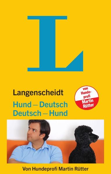 Langenscheidt Hund-Deutsch/Deutsch-Hund