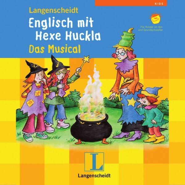 Langenscheidt Englisch mit Hexe Huckla - Das Musical