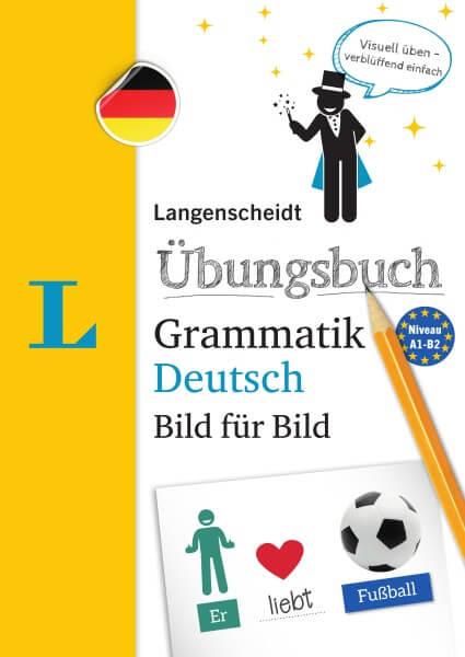 Langenscheidt Übungsbuch Grammatik Deutsch Bild für Bild