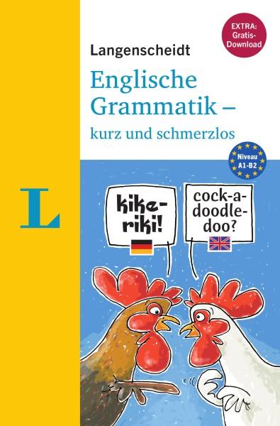 Langenscheidt Grammatik Englisch kurz und schmerzlos