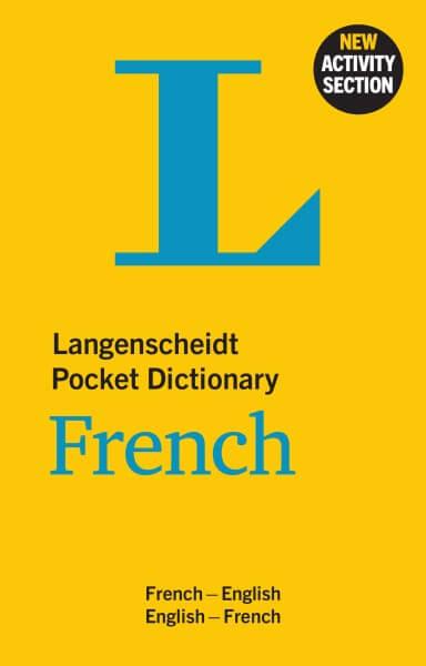 Langenscheidt Pocket Dictionary French