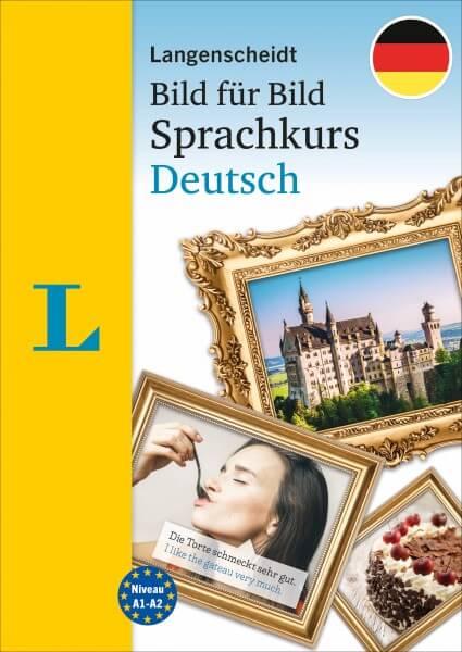 Langenscheidt Sprachkurs Bild für Bild Deutsch als Fremdsprache