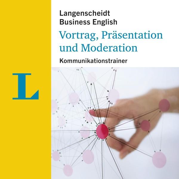 Langenscheidt Business English Vortrag, Präsentation und Moderation Kommunikationstrainer
