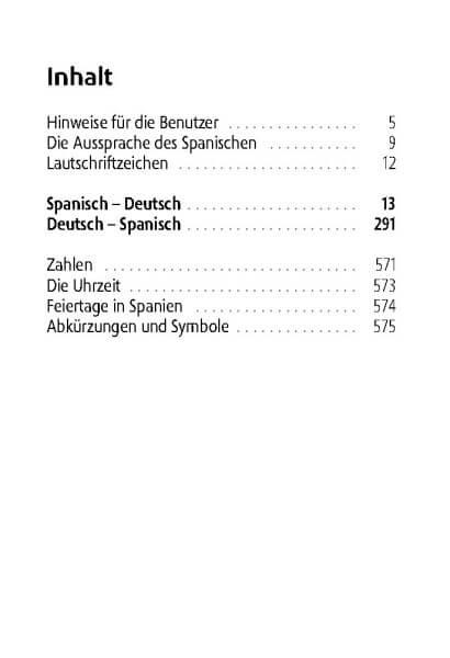 Langenscheidt Reisewörterbuch Spanisch