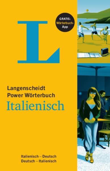 Langenscheidt Power Wörterbuch Italienisch