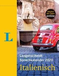 Langenscheidt Sprachkalender 2020 Italienisch