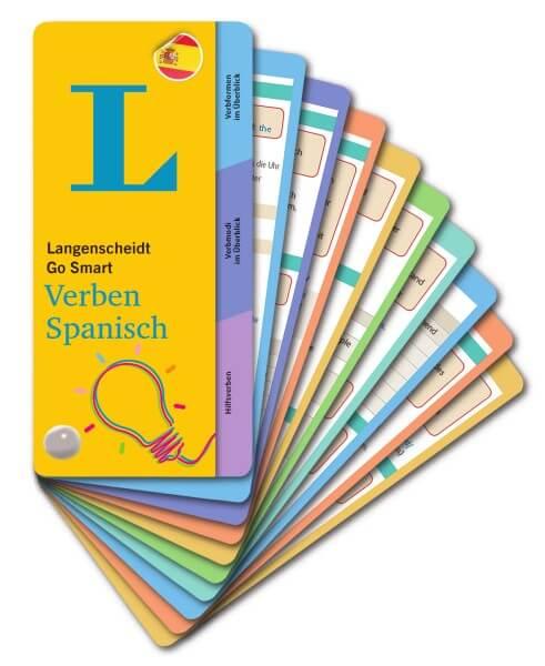 Langenscheidt Go Smart - Verben Spanisch
