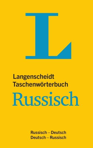 Langenscheidt Taschenwörterbuch Russisch