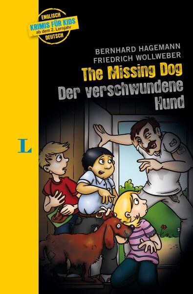 Langenscheidt Krimis für Kids - The Missing Dog - Der verschwundene Hund