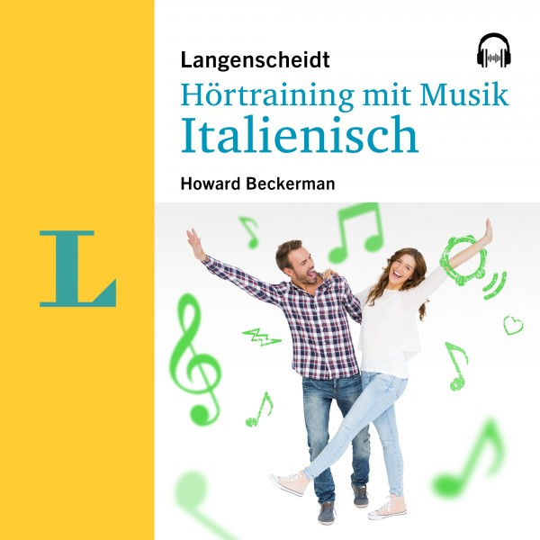 Langenscheidt Hörtraining mit Musik Italienisch