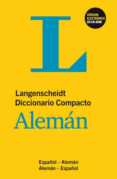 Langenscheidt Diccionario Compacto Alemán