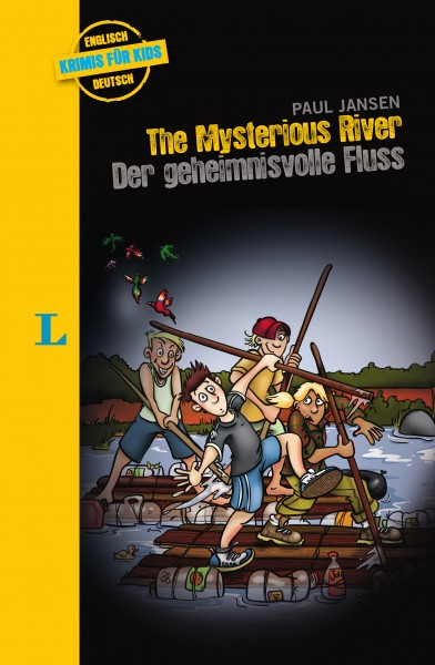 Langenscheidt Krimis für Kids - The Mysterious River - Der geheimnisvolle Fluss