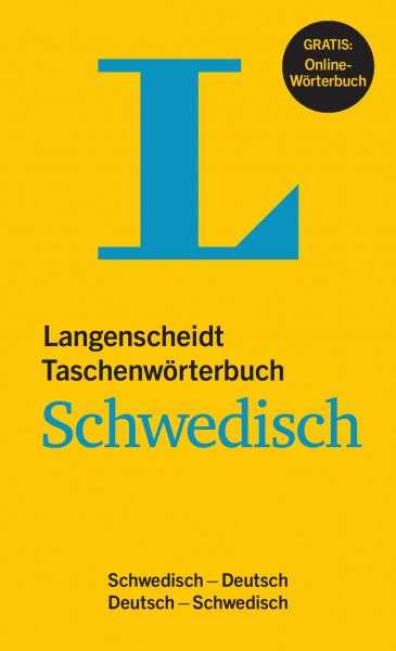 Langenscheidt Taschenwörterbuch Schwedisch