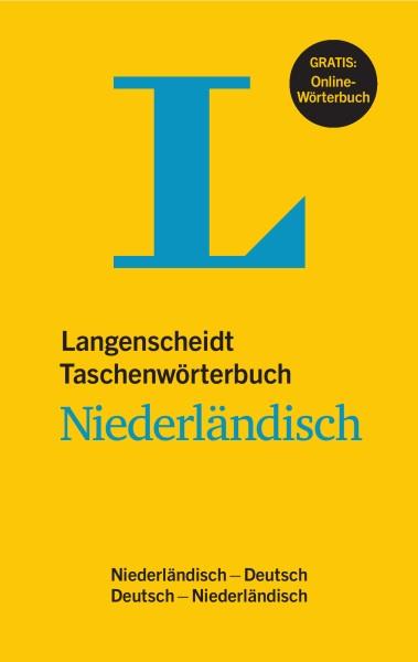 Langenscheidt Taschenwörterbuch Niederländisch