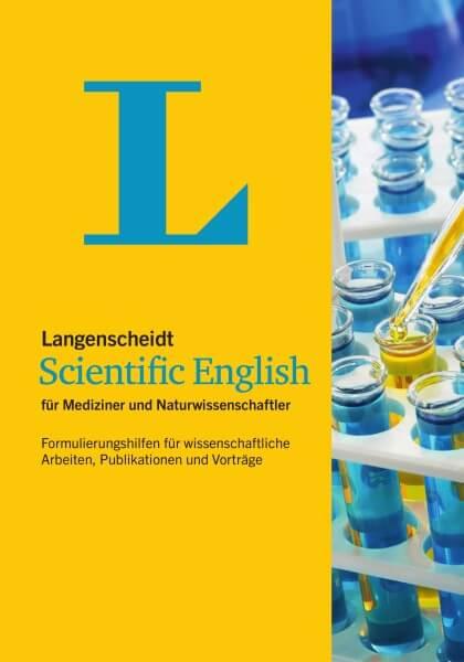 Langenscheidt Scientific English für Medizin und Naturwissenschaftler