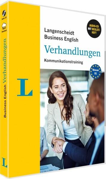Langenscheidt Business English Verhandlungen