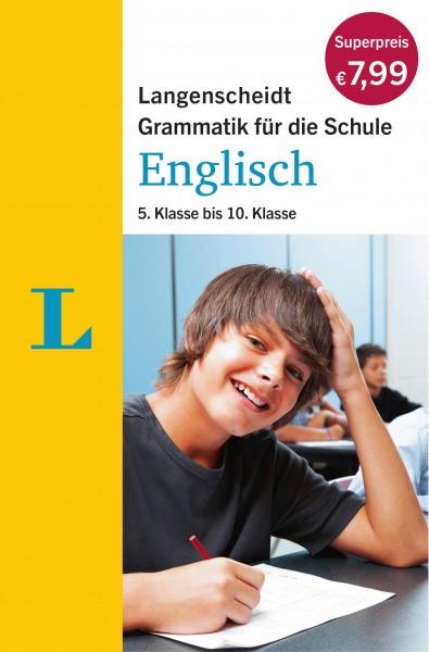 Langenscheidt Grammatik für die Schule Englisch