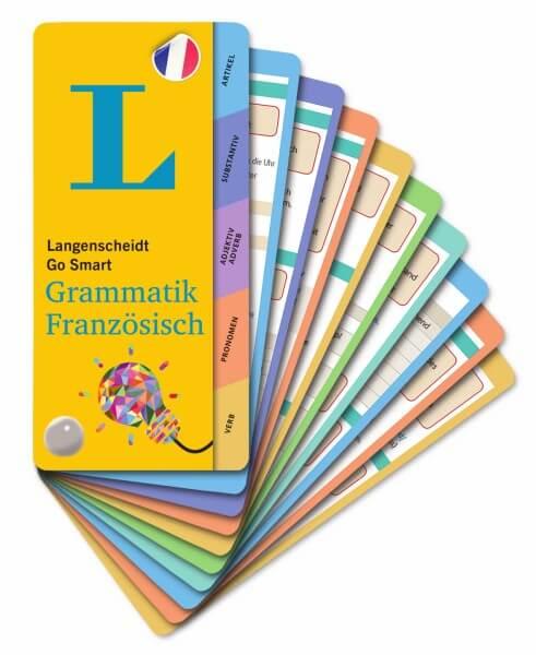 Langenscheidt Go Smart - Grammatik Französisch