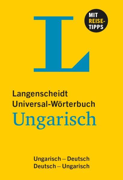 Langenscheidt Universal-Wörterbuch Ungarisch