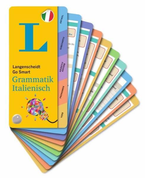 Langenscheidt Go Smart - Grammatik Italienisch