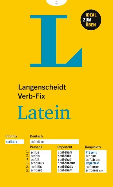 Langenscheidt Verb-Fix Latein